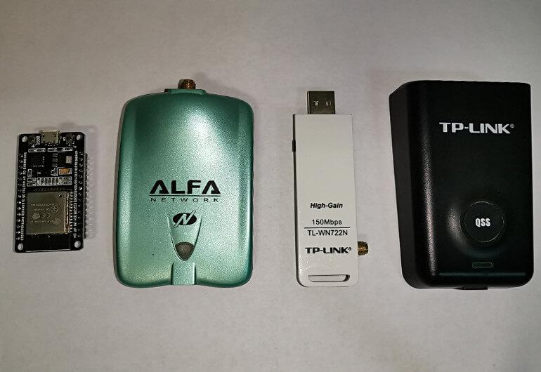 Wi-Fi антенны